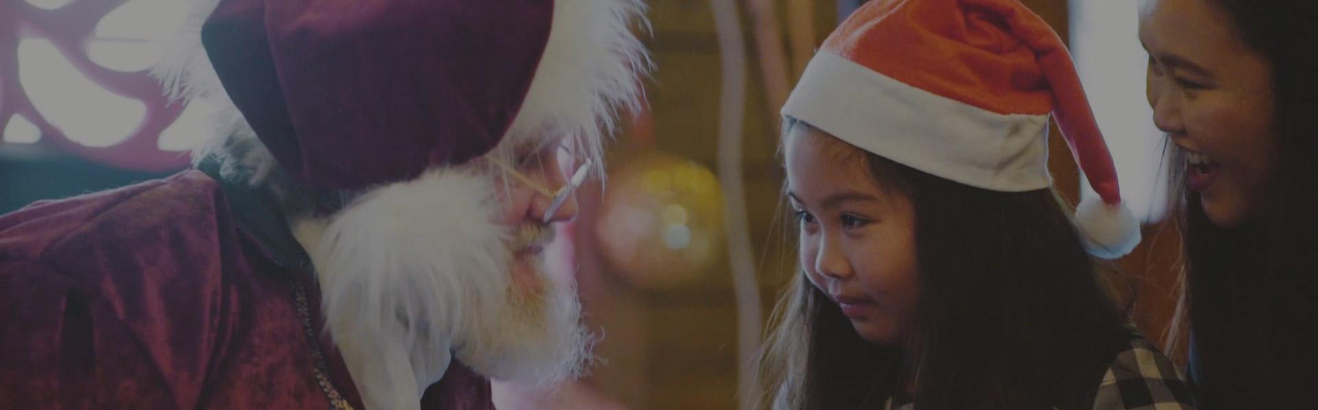 Visit Leeds Christmas Film 2017