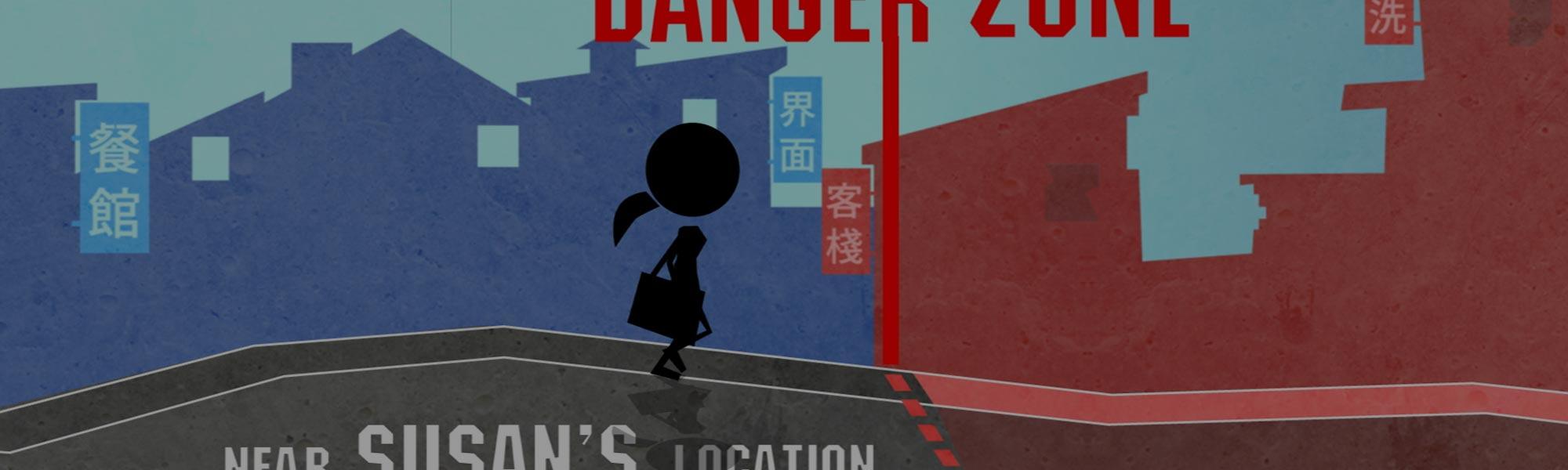 Vismo GPS Tracking Animation