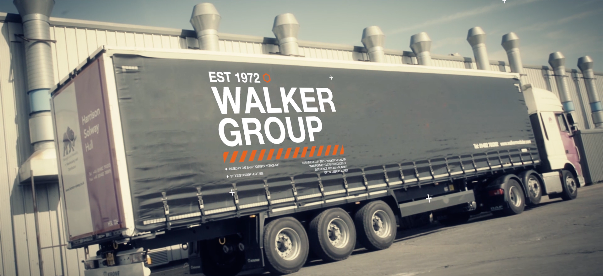 Walker Modular Lorry | Motiv Productions - Creating Video for Business