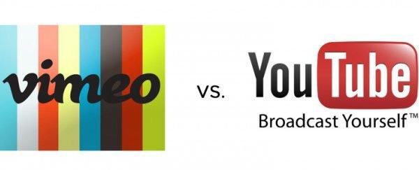 Vimeo vs YouTube | Motiv Productions - Creating Video for Business