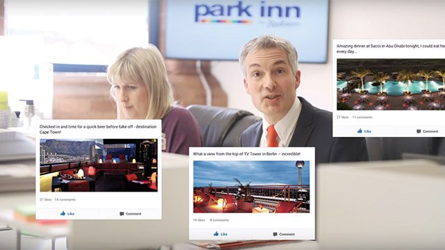 Park Inn-Escapes | Motiv Productions - Creating Video for Business