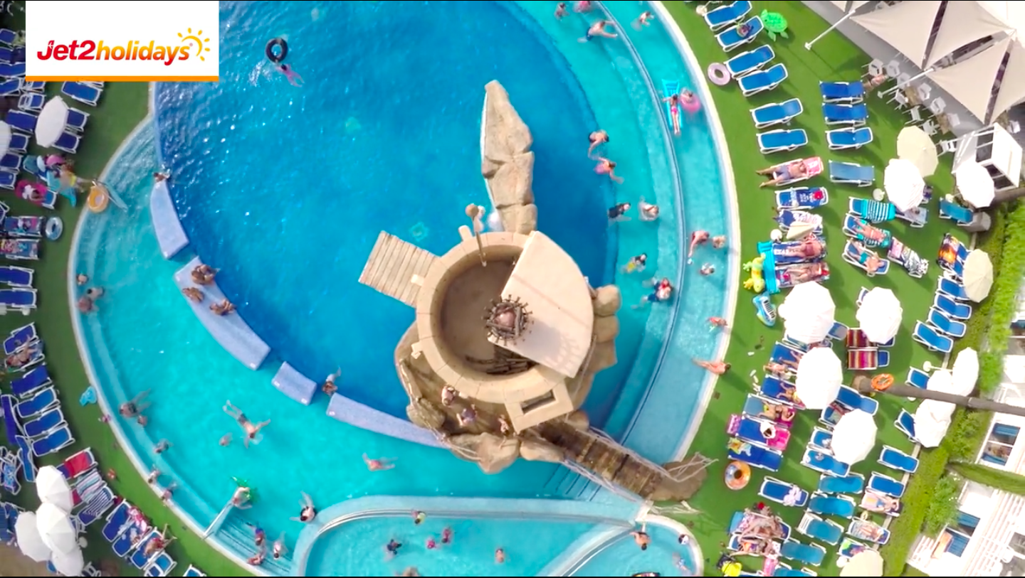 Jet2 Holidays Pirate Village | Motiv Productions - Creating Video for Business