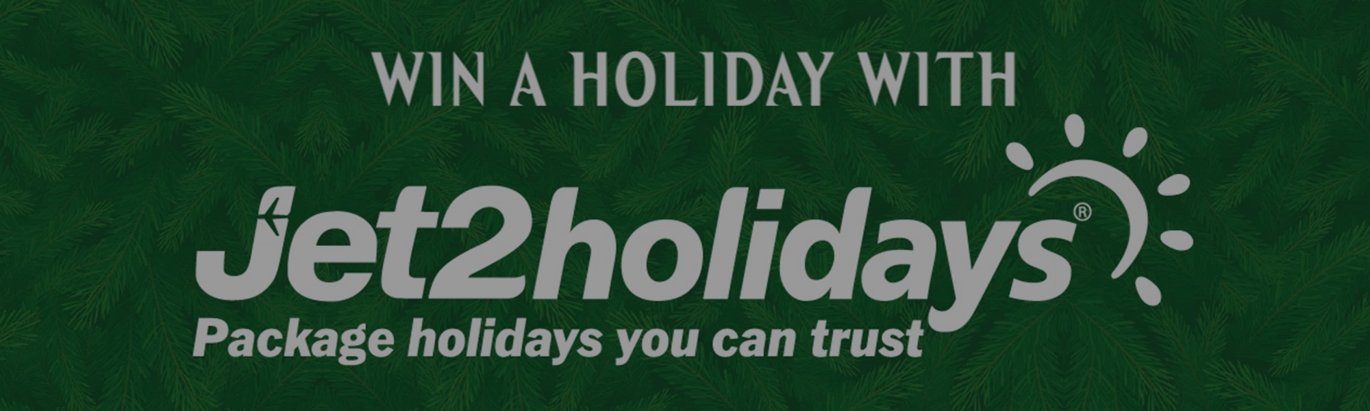 Jet2holidays Christmas Competition