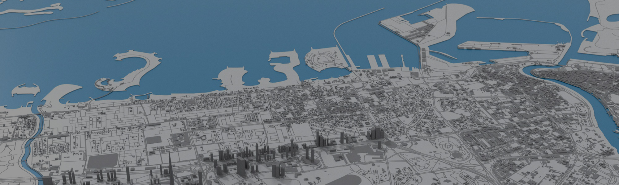 3D Cities & Ports