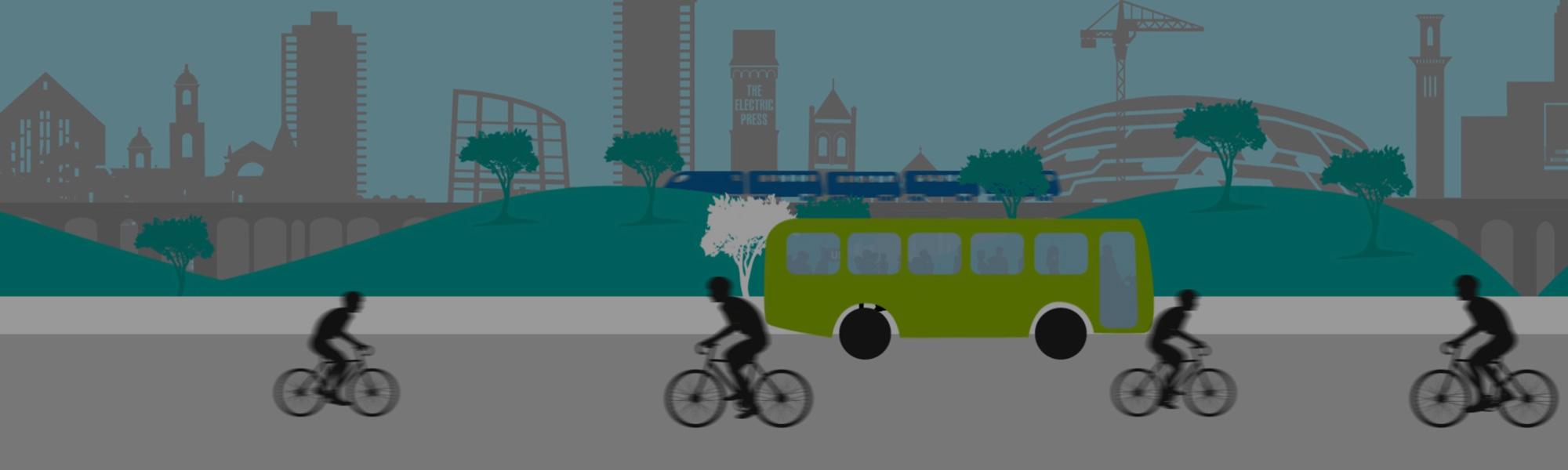 Leeds Council – Transport Strategy films