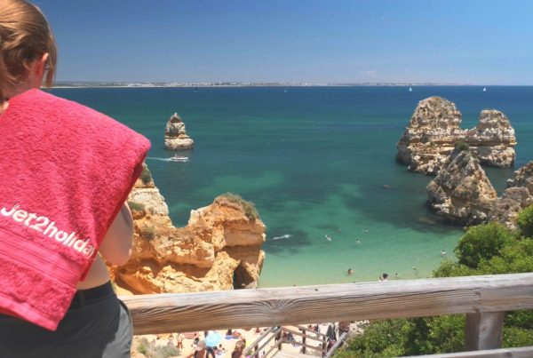 Idyllic views in the Algarve
