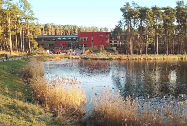 lakeside cottages at centre parcs