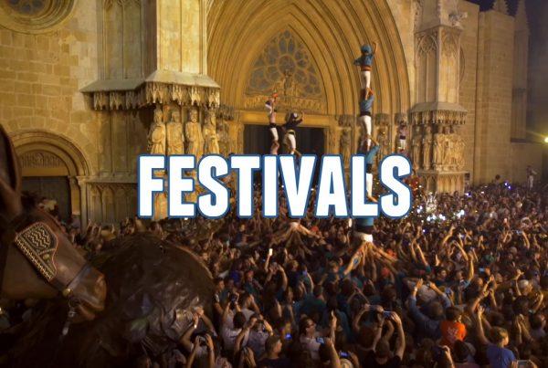 Costa Dorada festival lifestyle