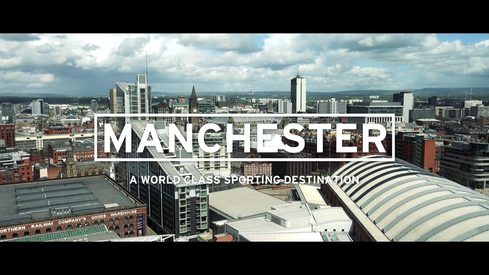 Manchester Sporting Awards Film