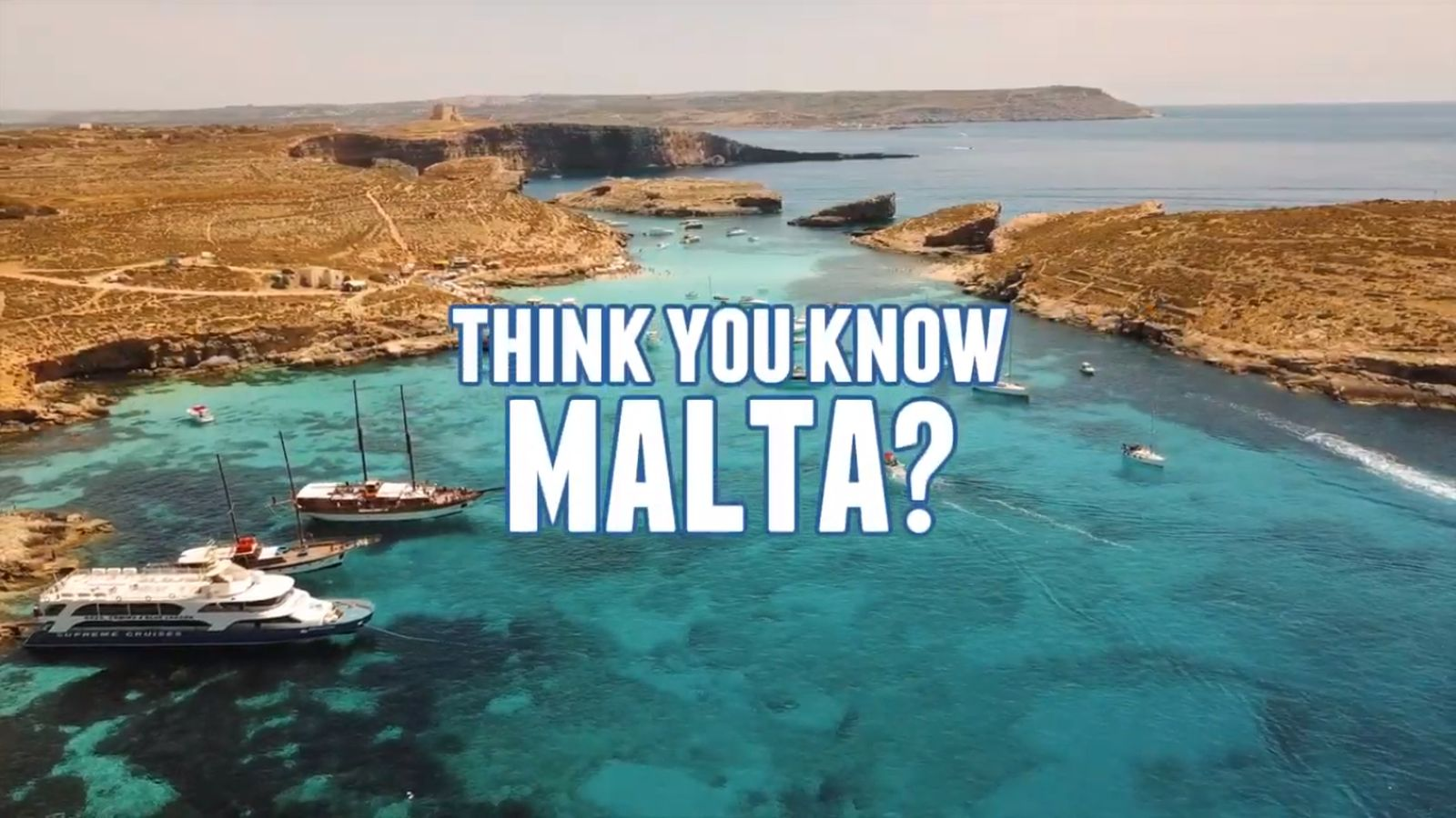 Jet2holidays – Malta Tourist Board