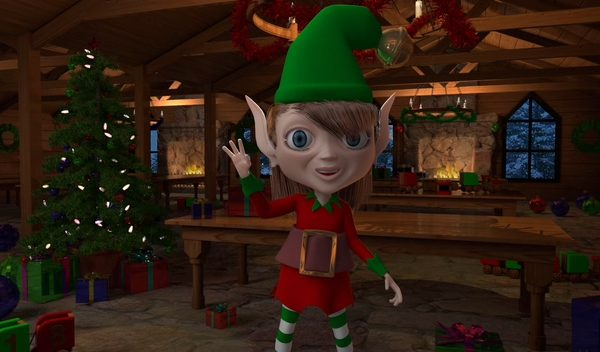 Twinkle Toes the elf
