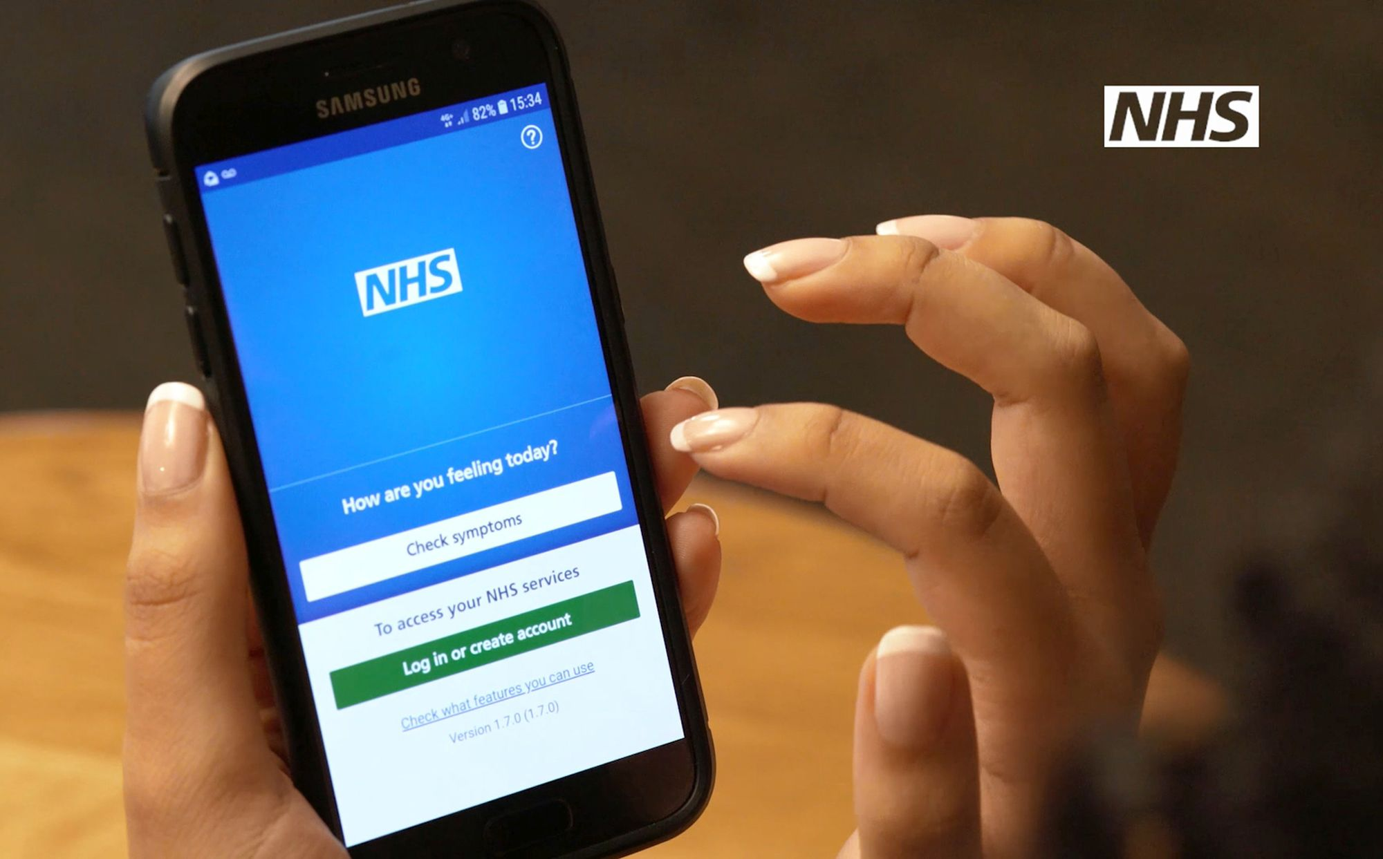 NHS Digital Patients App film