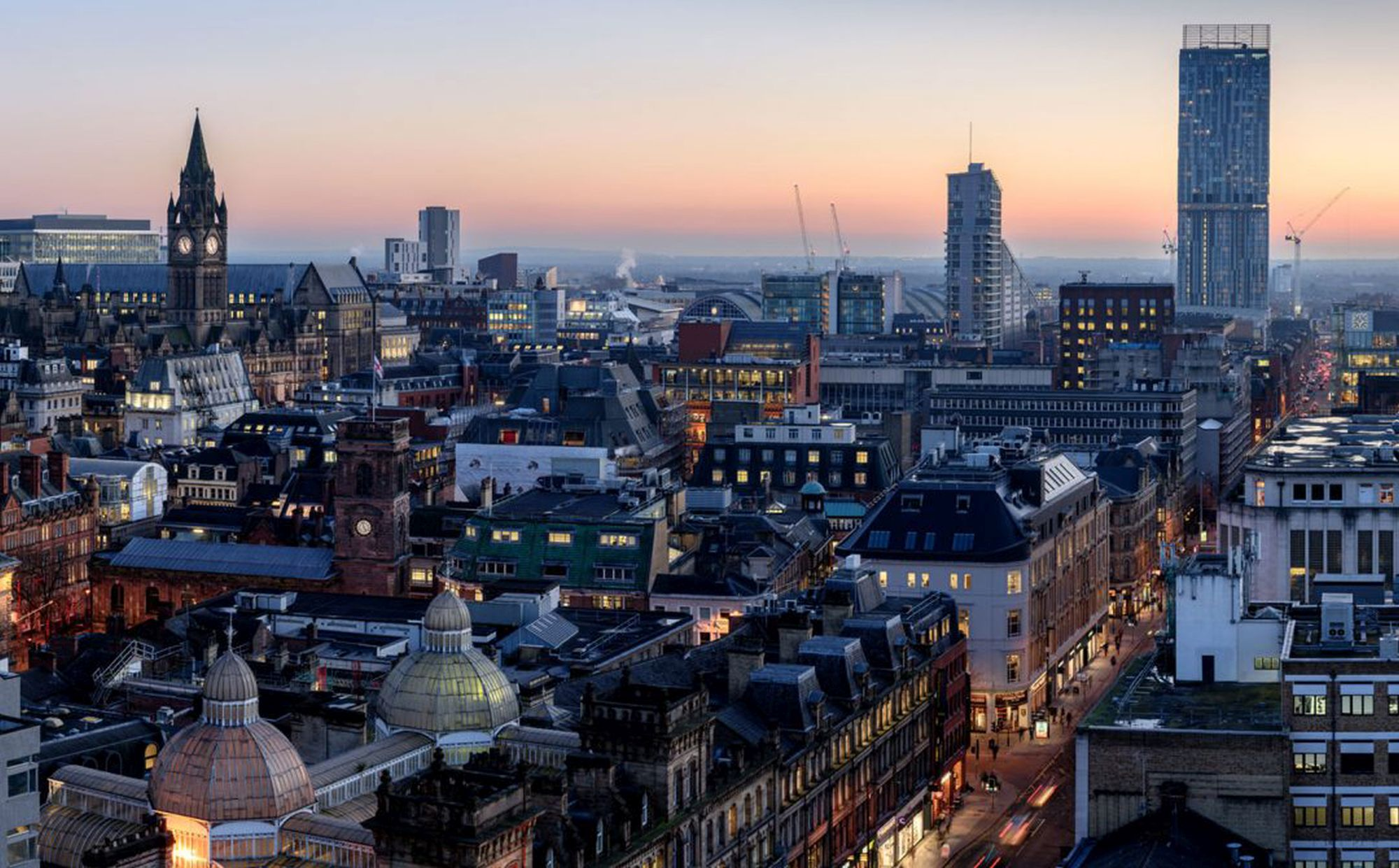 Manchester Hotels Film